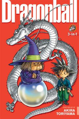 Dragon Ball (3-in-1 Edition), Vol. 3: Includes vols. 7, 8 & 9 - Toriyama, Akira