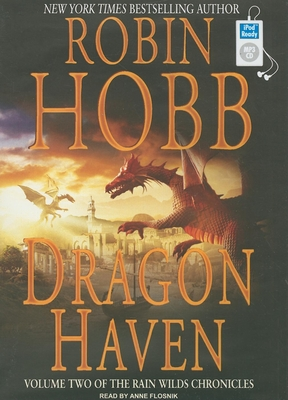Dragon Haven - Hobb, Robin, and Flosnik (Narrator)