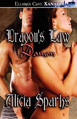 Dragon's Law: Damon - Sparks, Alicia