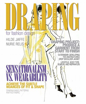 Draping for Fashion Design - Jaffe, Hilde, and Relis, Nurie