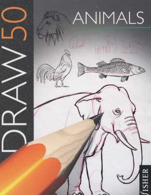 Draw 50: Animals -