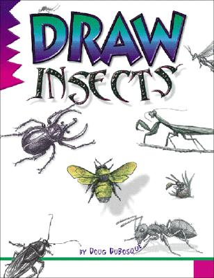 Draw Insects - Reinagle, Damon