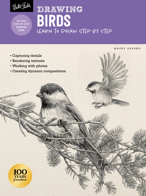 Drawing: Birds: Learn to Draw Step by Step - Aaseng, Maury