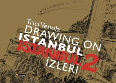 Drawing on Isanbul 2 - Venola, Trici