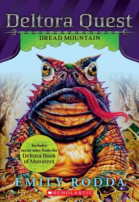 Dread Mountain - Rodda, Emily