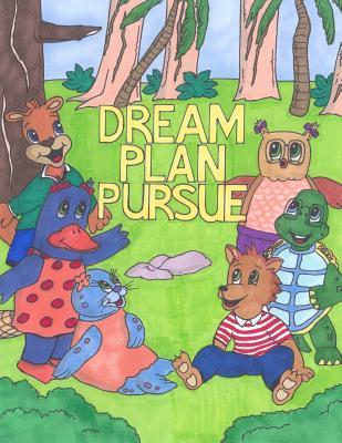 Dream Plan Pursue Coloring Book - Robinson, Linda N