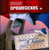 Dreamticket to Andrea Chènier - Antonio Cortis (tenor); Augusta Oltrabella (vocals); Aureliano Pertile (vocals); Beniamino Gigli (vocals);...