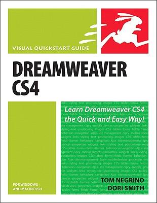 Dreamweaver CS4 for Windows and Macintosh - Negrino, Tom, and Smith, Dori
