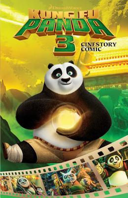 DreamWorks Kung Fu Panda 3 Cinestory Comic - Dreamworks Animation
