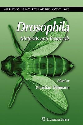 Drosophila: Methods and Protocols - Dahmann, Christian (Editor)