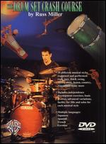 Drum Set Crash Course by Russ Miller -