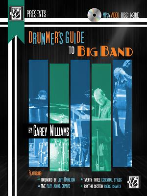 Drummer's Guide to Big Band: Book & DVD - Williams, Garey