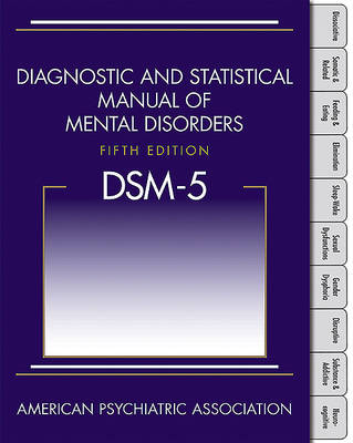 Dsm-5(r) Repositionable Page Markers - American Psychiatric Association, and Kernberg