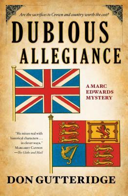 Dubious Allegiance - Gutteridge, Don