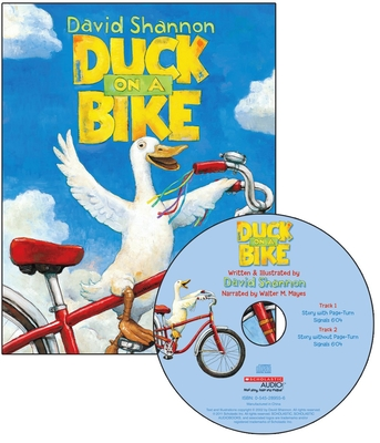 Duck on a Bike - Audio - Shannon, David