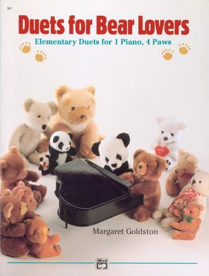 Duets for Bear Lovers - Goldston, Margaret (Composer)