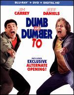 Dumb and Dumber To [2 Discs] [Includes Digital Copy] [Blu-ray/DVD]
