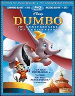 Dumbo [70th Anniversary Edition] [Blu-ray/DVD]