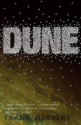 """a review of frank herberts book dune To borrow a line from a film adaptation of this novel: """"when politics and religion  ride in the same cart, the whirlwind follows"""" frank herbert's dune is easily one."""