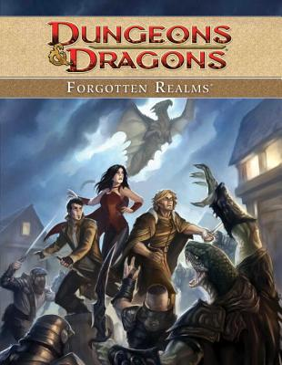 Dungeons & Dragons: Forgotten Realms - Greenwood, Ed