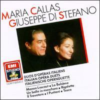 Duos d'opéras italiens - Angelo Mercuriali (tenor); Carlo Forti (bass); Dario Caselli (bass); Giuse Gerbino (mezzo-soprano);...