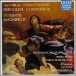 Durante: Magnificat In B/D'Astorga: Stabat Mater/Pergelesi: Confitebor Tibi Domine