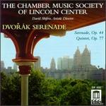 Dvor�k: Serenade Op. 44; String Quintet Op. 77