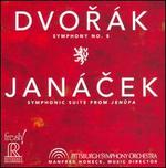 Dvor�k: Symphony No. 8; Jan�cek: Symphonic Suite from Jenufa
