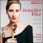 Dvorák, Janácek, Suk: Works for Violin and Piano