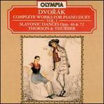 Dvorák: Piano Duets, Vol.1