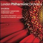 Dvor�k: Symphonic Variations; Symphony No. 8