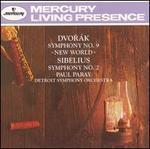 Dvorák: Symphony No. 9; Sibelius: Symphony No. 2