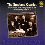 Dvor�k: Terzet, Op. 74; String Quartet, Op. 105; Leos Jan�cek: String Quartet No. 2