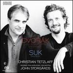 Dvorák: Violin Concerto; Romance; Suk: Fantasy