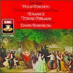 Dvorák: Violin Concerto; Romance