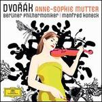 Dvorák: Violin Concerto - Anne-Sophie Mutter (violin); Ayami Ikeba (piano); Berlin Philharmonic Orchestra; Manfred Honeck (conductor)