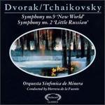Dvorak: Symphony No9; Tchaikovsky: Symphony No2, Op17