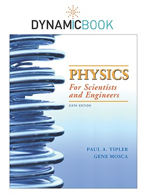 Dynamic Book Physics, Volume 1: For Scientists and Engineers - Tipler, Paul Allen