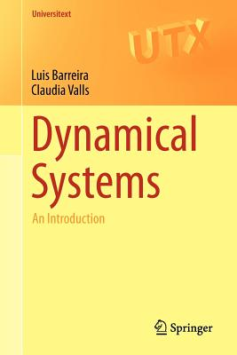 Dynamical Systems: An Introduction - Barreira, Luis, and Valls, Claudia