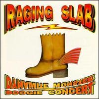 Dynamite Monster Boogie Concert - Raging Slab