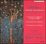 Dyson: Concerto Leggiero; Concerto da Camera; Concerto da Chiesa