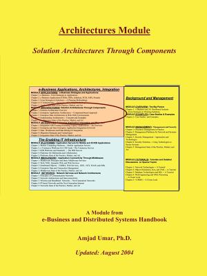 e-Business and Distributed Systems Handbook: Architecture Module - Umar, Amjad