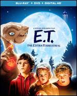 E.T. the Extra-Terrestrial [Includes Digital Copy] [Blu-ray/DVD] [2 Discs]