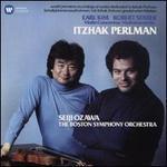 Earl Kim, Robert Starer: Violin Concertos