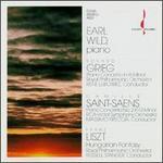Earl Wild plays Grieg, Säint-Saens & Liszt