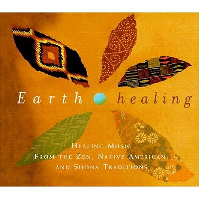 Earth Healing Boxed Set: Healing Music from the Zen, Native American, and Shona Traditions - Relaxation Company Sleep Center