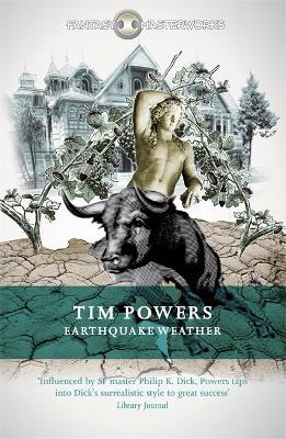 Earthquake Weather - Powers, Tim