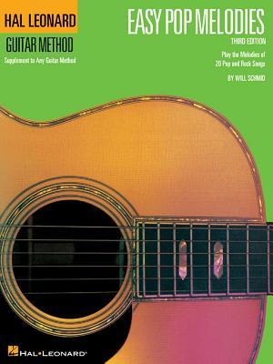 Easy Pop Melodies - 3rd Edition - Hal Leonard Publishing Corporation