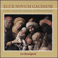 Ecce Novum Gaudium - Rossignol