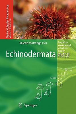 Echinodermata - Matranga, Valeria (Editor)